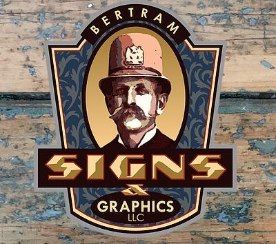 Bertram Signs Graphics logo