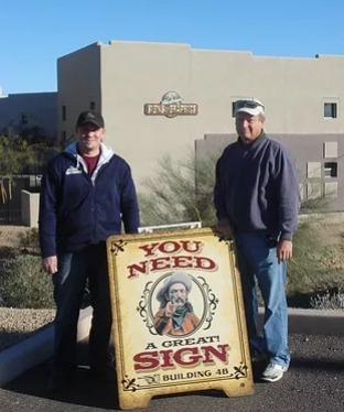 Bertram Signs-Howard-Dave