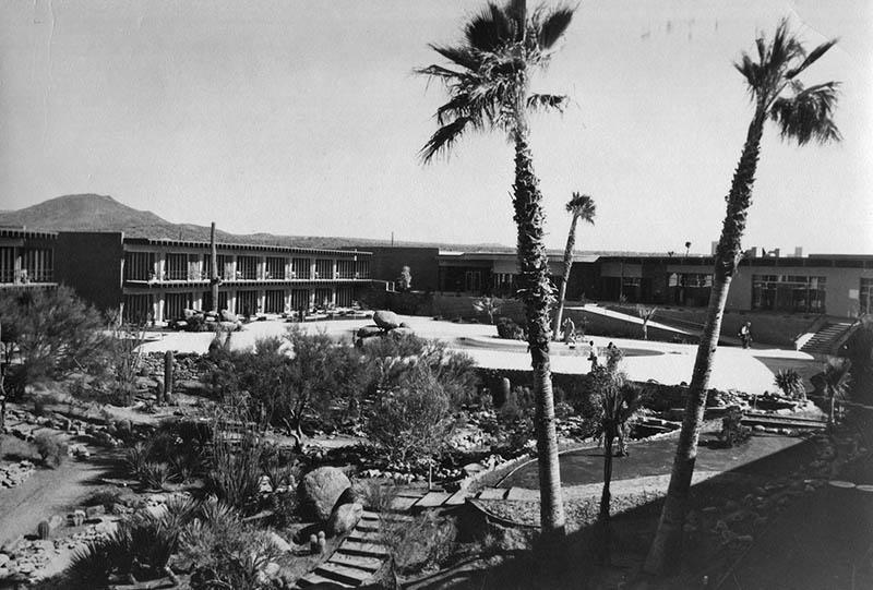 Carefree Resort circa 1963