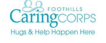 Foothills Caring Corps logo