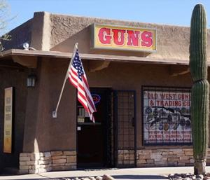 Old West Guns & Trading Co